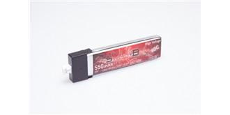 Swaytronic LiPo 1SHV 3.8V 550mAh 60C/120C  JST-P..