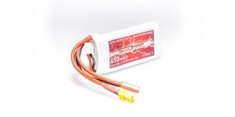 Swaytronic LiPo 2S 7.4V 450mAh 60C/120C XT30 / JST