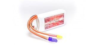 Swaytronic LiPo 2S 7.4V 850mAh 60C/120C XT30 / EC2