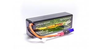 Sway-AM HC LiPo 3S 11.1V 5000mAh 45C/90C EC5