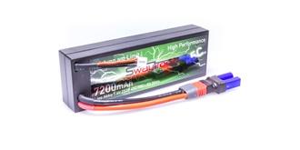 Sway-AM HC LiPo 2S 7.4V 7200mAh 45C/90C EC5