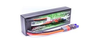 Sway-AM HC LiPo 2S 7.4V 7200mAh 45C/90C EC3