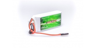 Swaytronic LiFePO4 2S 6.6V 850mAh 20C/40C JR
