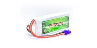 Swaytronic LiPo 2S 7.4V 1300mAh 35C/70C EC2