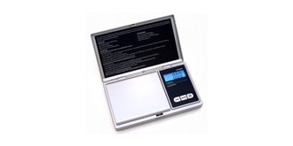 Wkz Waage Präzision Digital für 0,0 - 800g
