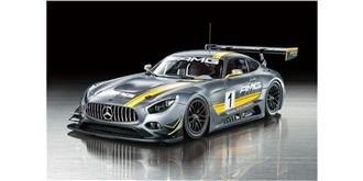 TAMIYA Mercedes AMG GT3 1:24 Auto Kit Plastik