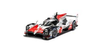 Toyota GAZOO Racing TS050 Hybrid 1:24 KIT P Auto