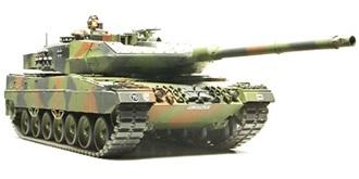 Tamiya Leopard 2 A6 1:35 Kit Plastik