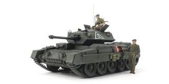 Tamiay Panzer British Mk.VI Crusader 1:35 Kit Pl..