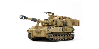 Tamiya Panzer U.S Self Propelled M109A6 1:35 Kit P
