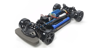 RC Kit Tamiya TT-02D Type-S Driftchassis 1:10