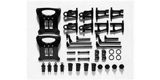 TT01 B-Parts Aufhängung etc.