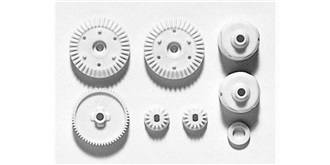 TT01 Getriebe + Diff ET (G-Parts)