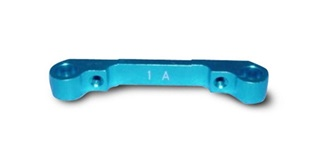 TA05 Suspension Mount 1A Tuning ALU blau