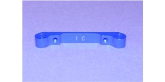 TA05 Suspension Mount 1C Tuning ALU blau