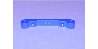 TA05 Suspension Mount 1C Tuning ALU blau