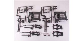TT01 B-Parts von TT01'R' Aufhängung etc.
