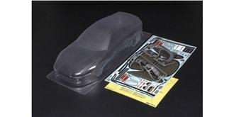 Karosserie TAM Toyota Supra 190mm 1:10 unlackiert