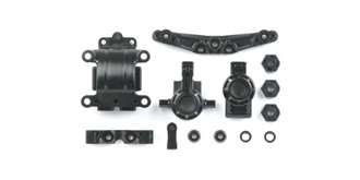 TT01-E A-Parts Achsschenkel (nur für Type-E Chas..