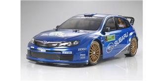 Kar 26/19 TAMIYA Subrau Impreza WRC 08 unlackiert