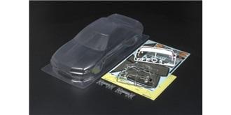 Karosserie TAM Nissan GT-R R32 190mm unlackiert
