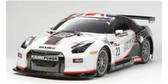 Kar 26/19 Tamiya Nissan GT-R SumoPower unlackiert