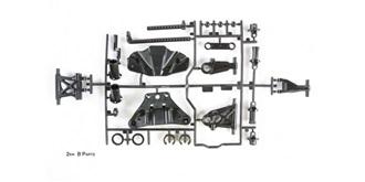 TT02 B-Parts 2St