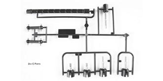 TT02 C-Parts