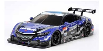 Kar 26/19 TAMIYA Raybrig NSX Concept-GT unlackiert