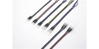 Licht LED TAMIYA 5mm rainbow für TLU-01 2St