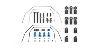 M-Chassis M-06 Stabi Set (vorn+heck)