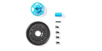 TT02 Speedgetriebe Set (68T)