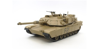 RC Kit Panzer Tamiya M1A2 Abrams FullOption 1:16