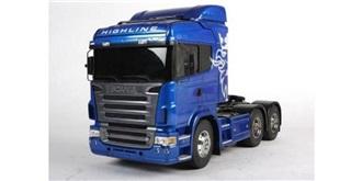 RC LKW Tamiya Scania R620 Blue Edition 1:14 E-Tr..