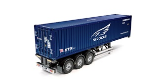RC LKW 40-Foot Container NYK 3-achsig 1:14