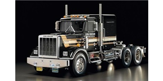 RC LKW Tamiya King Hauler Black Edition 1:14