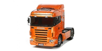 RC LKW Tamiya Scania R470 Orange Edition 1:14
