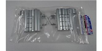 LKW Getriebebox chrome matt