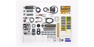 Tamiya  Aktuator Set für Volvo FH16 Tow Truck 1:14