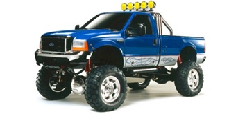 RC KIT Ford F350     1:10 4WD PickUp m.3-Gang 10..