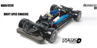 RC Kit Tamiya TT-02D Driftchassis 1:10