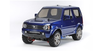 RC Kit Tamiya Suzuki Jimny MF-01X 4WD 1:10