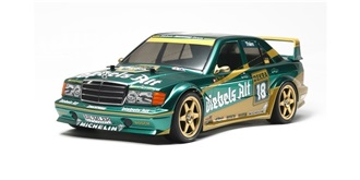 RC Kit Tamiya Mercedes 190 2.5-16 EV..