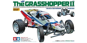 RC Kit Tamiya Grasshopper II (2017) ..