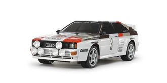 RC Kit Tamiya Audi Quattro A2 TT-02 1:10