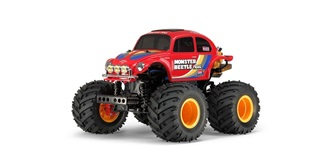 RC Car Tamiya Monster Beetle GF-01TR 1:14 KIT