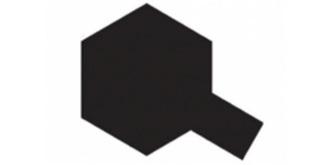Farbe X  18  schwarz Acryl seidenglanz 10ml