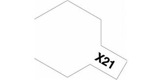 Farbe X  21 Grundierfarbe Acryl matt 10ml