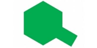 Farbe X  25  grün klar Acryl transparent 10ml