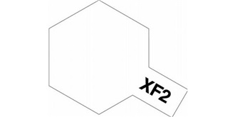 Farbe XF  2  weiss Acryl matt 10ml